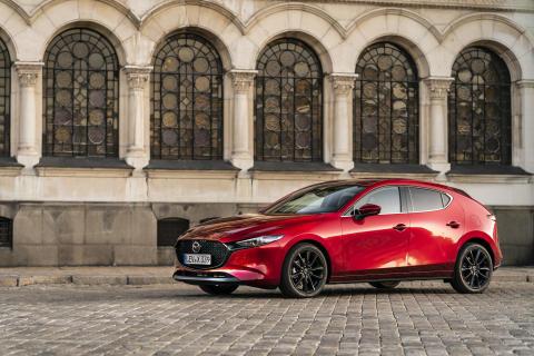 Mazda3 statisk