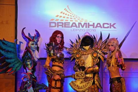 Das weltgrößte eSports Festival DreamHack kommt nach Leipzig