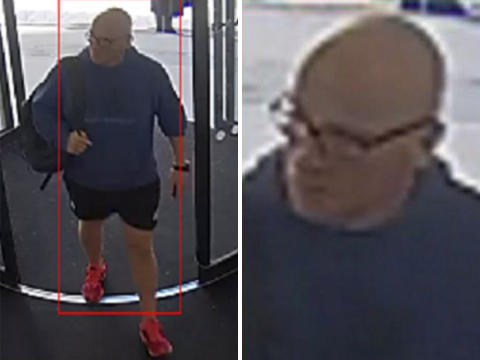 Brighton fraud investigation: Do you recognise this man?