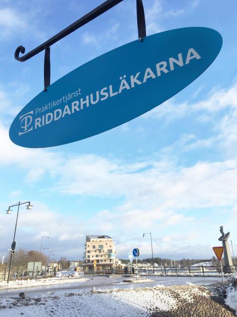 Riddarhusläkarna i Västervik är Region Kalmar läns bästa vårdcentral