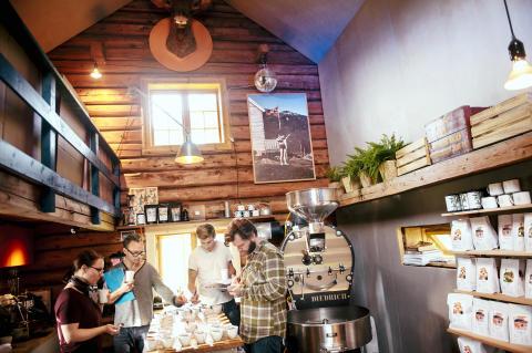 NM i kaffebrenning