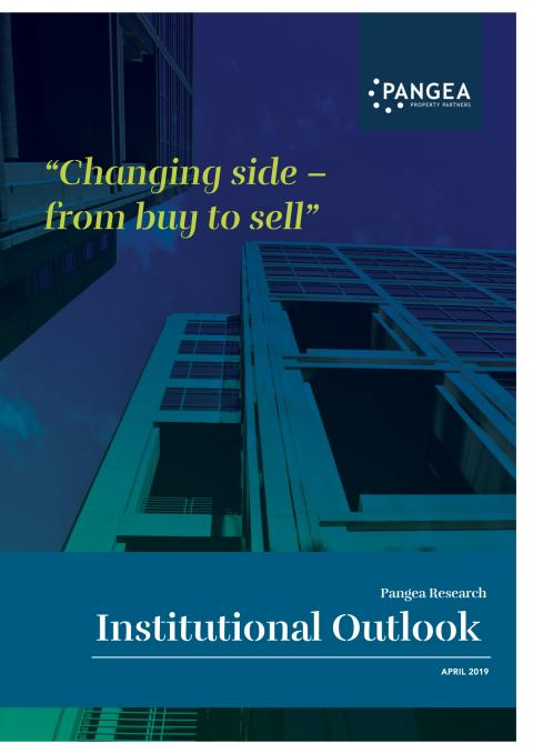 Pangea Institutional Outlook (April 2019)