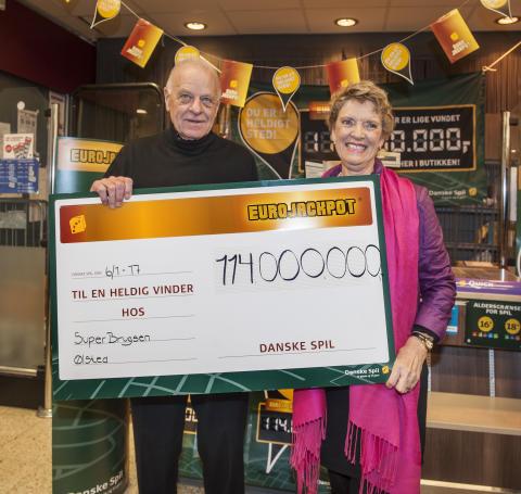 Lotto-millionærer står frem