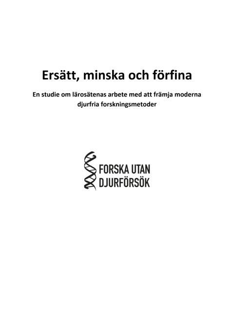 Lärosätesstudie 2016