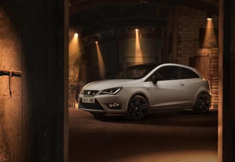 Den nye SEAT Ibiza CUPRA – Bedre præstationer, mere køreglæde