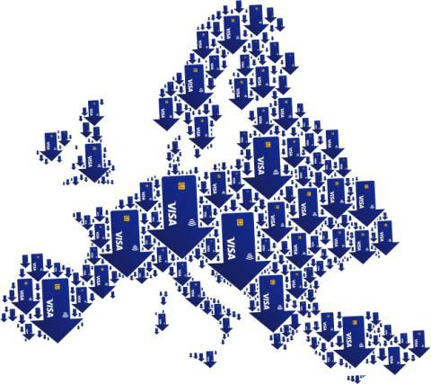 Korttimaksut Kreikassa lisääntyneet 135% kriisin aikana