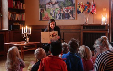 Nordisk bibliotekuke
