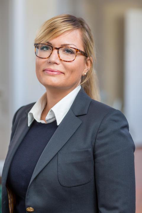 Catarina Stensdotter Trapp, driftschef Roslagsbanan