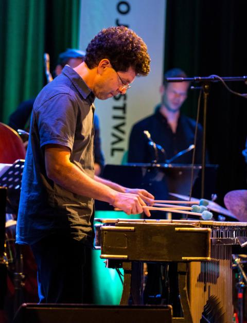 Eyolf Dale - Wolf Valley 170817 Oslo Jazzfestival