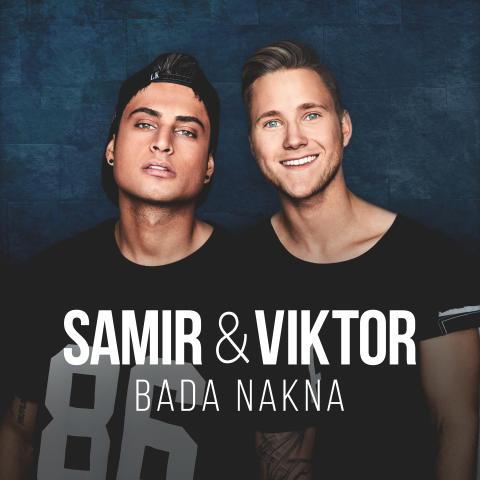 Samir & Viktor - Bada Nakna (Artwork)