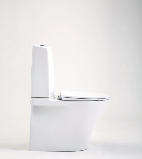 IDO Glow Rimfree® 64 -lattia-wc