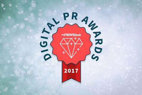Mynewsdesk Digital PR Awards 2017