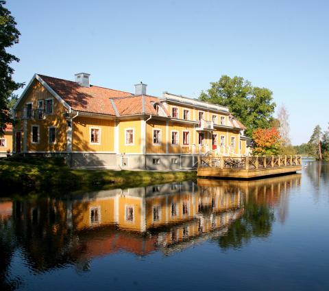 Årets Herrgårdshotell utökar verksamheten med historiska byggnader
