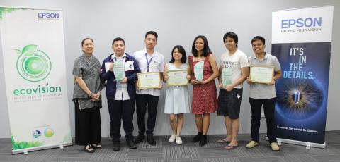 Adamson University bags Best Film in 1st EcoVision  Short Film Competition