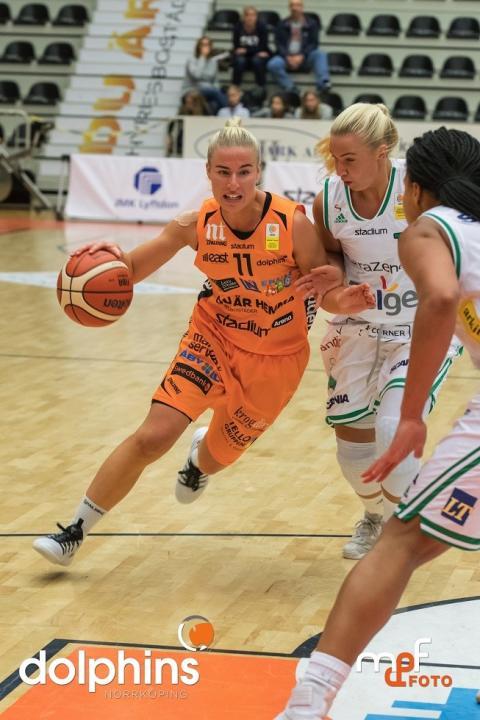 Matilda Claesson, basket