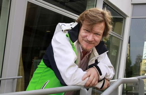 Matematikern Anders Johansson tilldelas prestigefyllda Fulkerson Prize