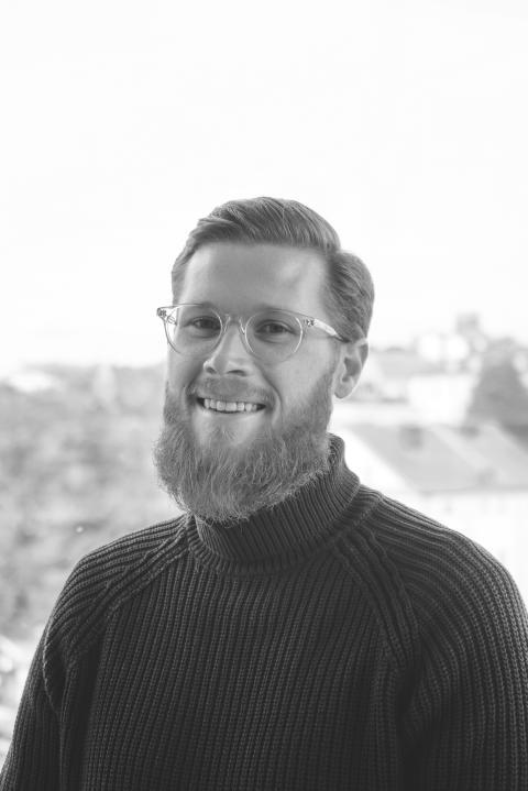 Matthias Glöckler från OMD.