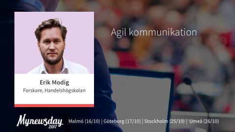 """#MNDAY17: """"Arbeta smartare genom att öka värdet för kunden"""""""