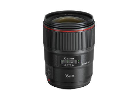 Canon EF 35mm f/1.4L II USM Bild1