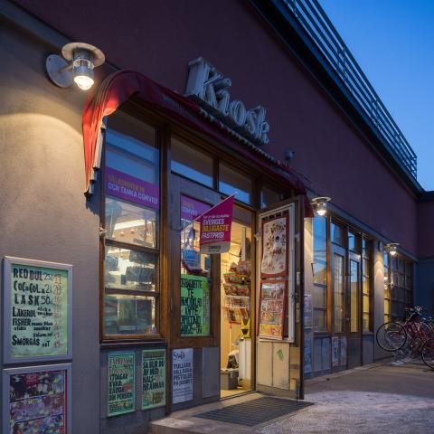 Belysning till Östra Station bild 1
