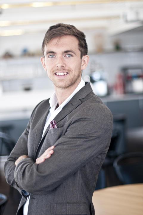 MTR Express-chef utsedd till en av Sveriges 101 supertalanger