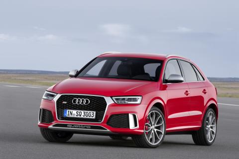Den nye Audi Q3 – succesmodellen bliver endnu bedre!