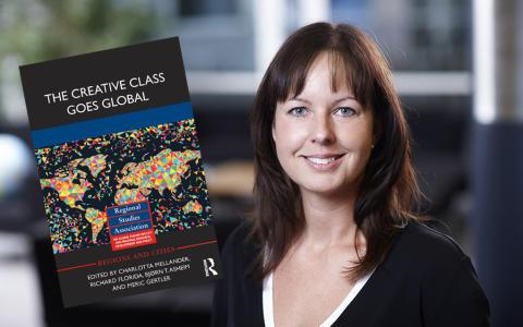 JIBS-professors bok rekommenderas av Forbes