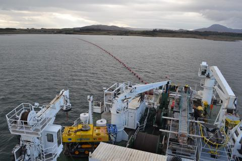 Fibre broadband reaches the Isle of Skye and Wester Ross