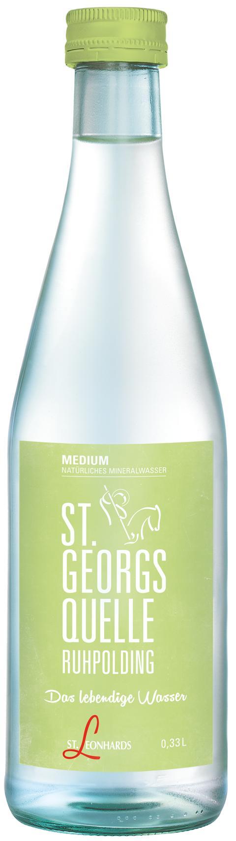 St. Georgsquelle-medium 0,33 L