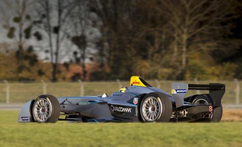 DHL er Official Logistics Partner for Formula E