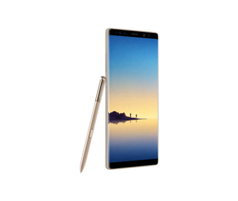 Gör storverk med Samsung Galaxy Note8