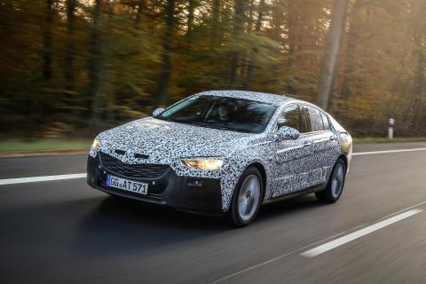 Nya Opel Insignia