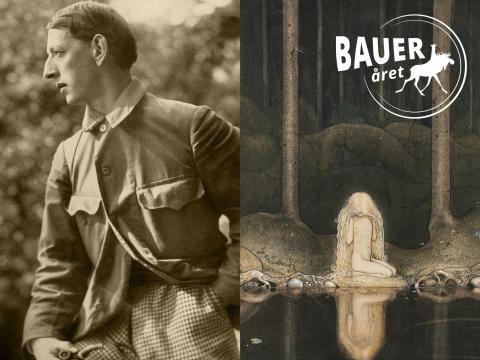 Var med och fira John Bauers födelsedag!