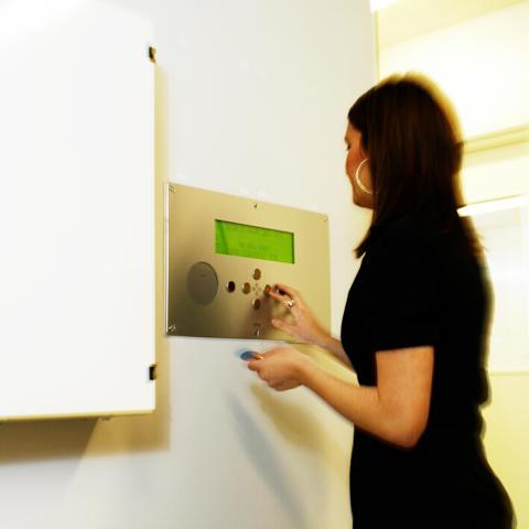 HSB installerar beröringsfritt nyckelsystem på alla lägenheter