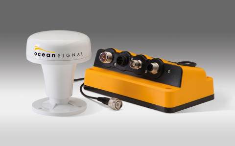 Ocean Signal - METSTRADE: Ocean Signal Introduces the ATB1 Class B AIS Transponder Incorporating Superior SOTDMA Technology and 5W Output Power for Increased Visibility and Safety for Leisure Boat Owners