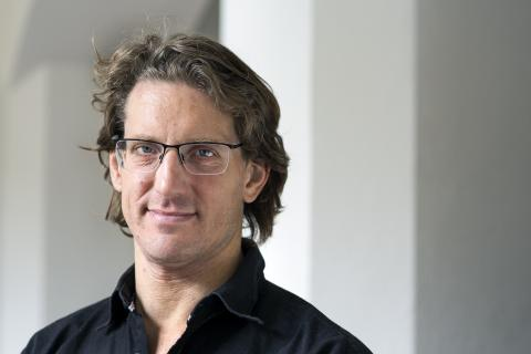 Svante Linusson, professor i matematik på KTH. Foto: Håkan Lindgren