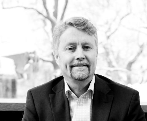 Kristian Eriksson, Ordförande Convea AB (foto: Veidekke)