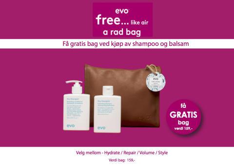 Evo Rad Bag Forbrukerkampanje