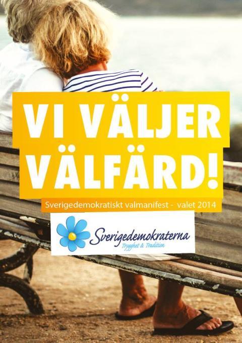 """Åkesson kommenterar S-manifest: """"Tomma löften till pensionärerna"""""""