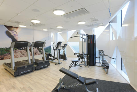 Scandic Victoria Tower Gym