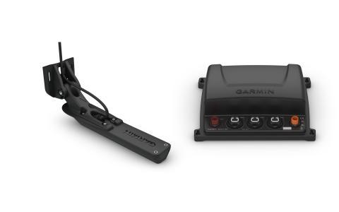 Garmin® Ultra High-Definition scanning sonar