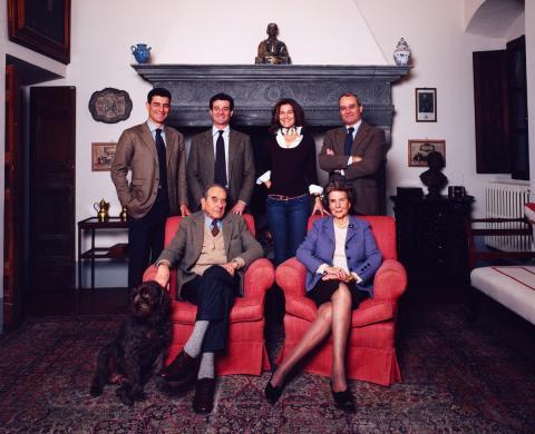 Familjen Mazzei