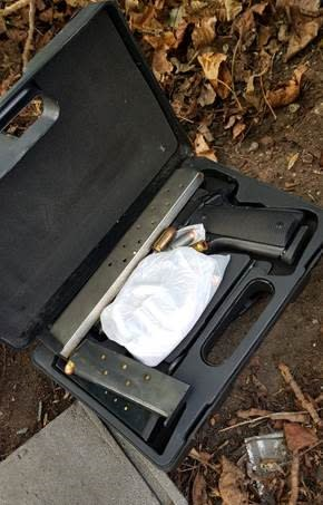 Two more firearms recovered in Liverpool