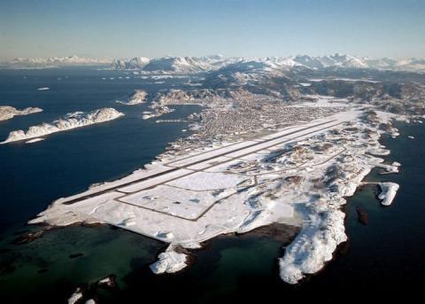 Ny lufthavn i Bodø 2024-2026
