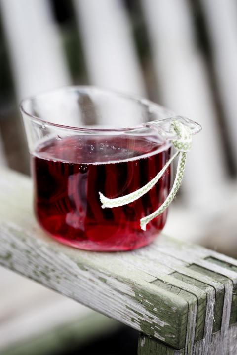 Lingonberry juice