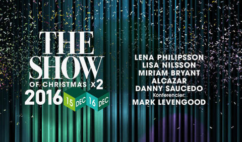 The Show of Christmas 2016 (15 & 16 dec)