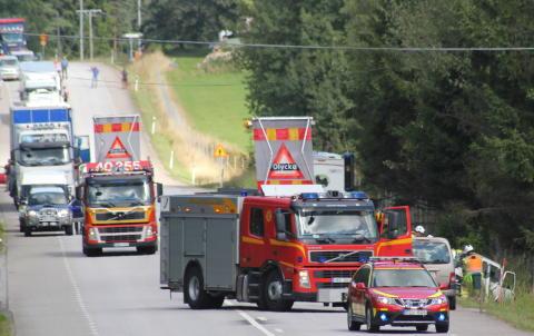 Fler omkomna i vägtrafiken 2018