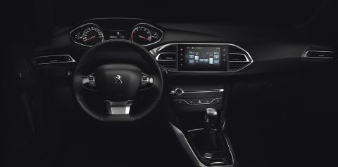 Peugeot i-Cockpit hædret med pris for årets smukkeste interiør
