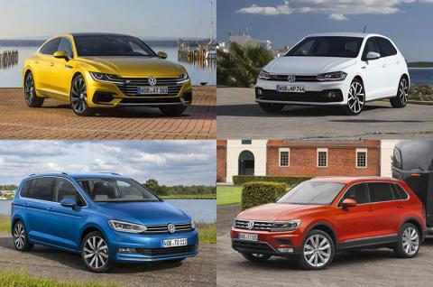 Start. Parat. Volkswagen GO