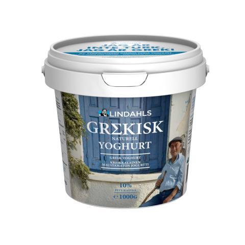 Lindahls har hittat sin äkta grek!